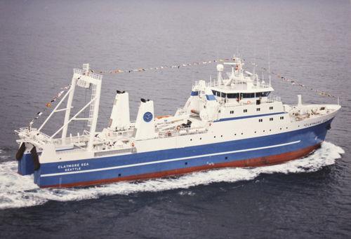 buque de pesca arrastrero