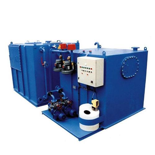separador para buque / agua/aceite / de agua de sentinas