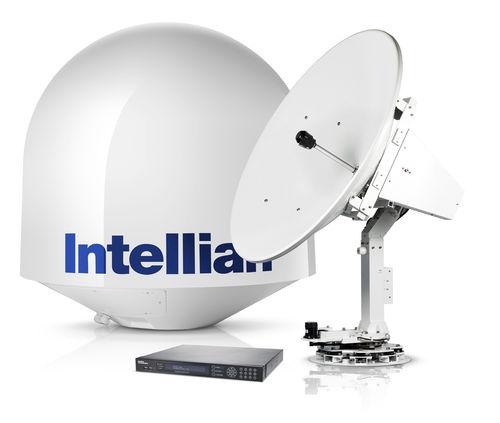 antena TV / satélite / Ku-band / C-band
