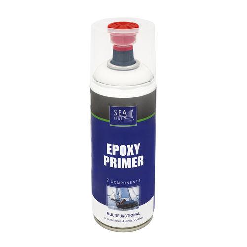 imprimación para barco / multiusos / de epoxi / aerosol