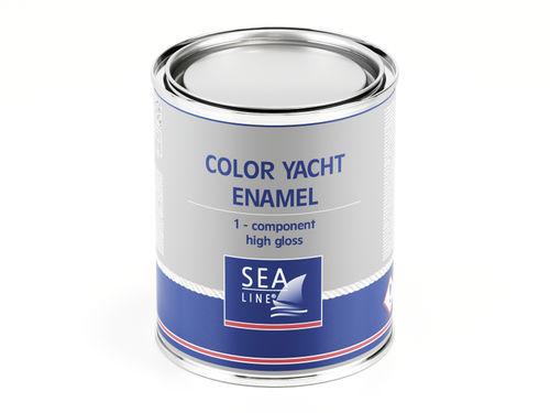 pintura para embarcación de recreo