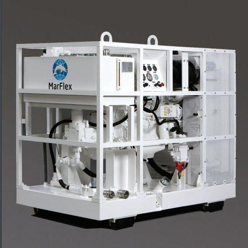 unidad de energía hidráulica para buque