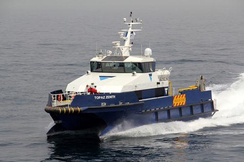 buque de servicio offshore de transporte de tripulación