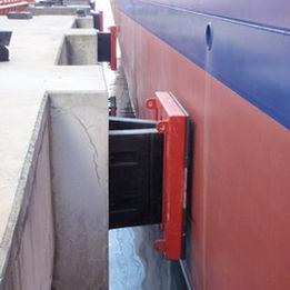 defensa para puerto / de muelle / paneles