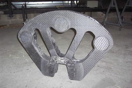 pedal de dirección para eje de timón