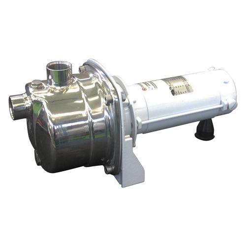 bomba para barco / de transferencia / para limpiadora de alta presión / para ducha