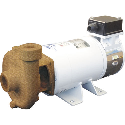 bomba para barco / de transferencia / de circulación / de refrigeración