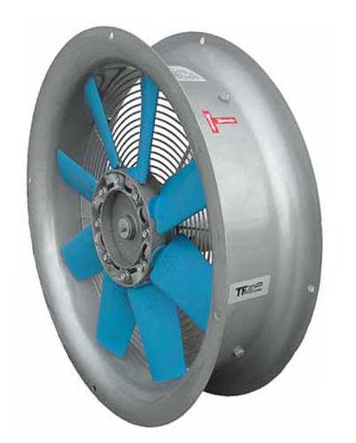 ventilador aspirador de barco / para sala de máquinas / axial