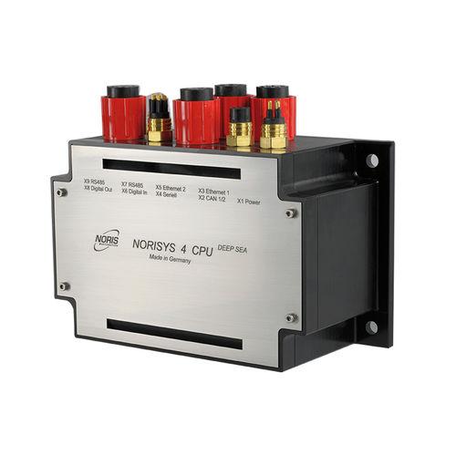 caja de control electrónico