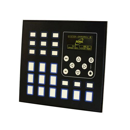 panel de mando y control para barco / para yate / para buque / de alarma