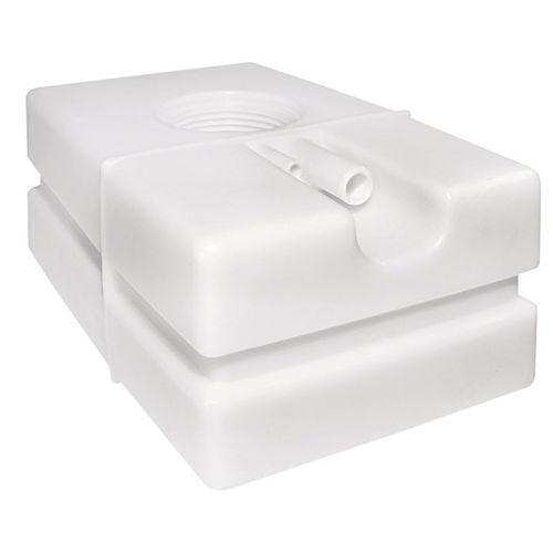 depósito de combustible / para agua dulce / de líquidos / para barco