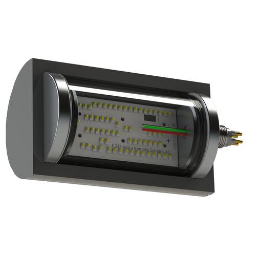 iluminación subacuática para ROV / LED