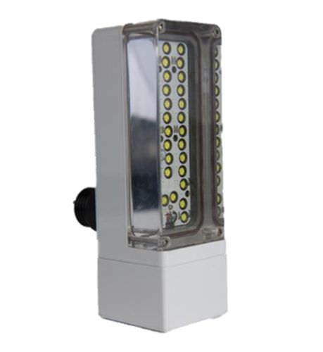 iluminación subacuática para ROV