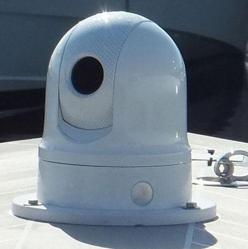 cámara para barco