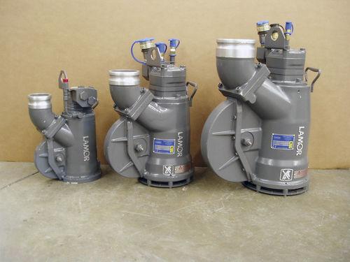bomba marina / de transferencia / aceite / sumergible