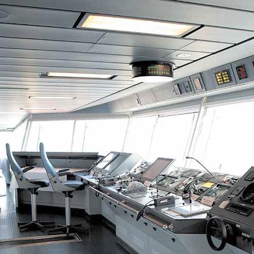 plafón de interior / para buque / para camarote / LED
