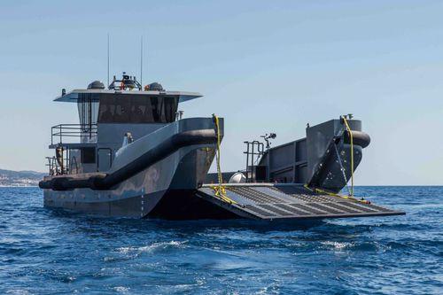 buque especial de desembarco