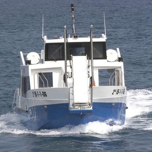 barco profesional barco de pasajeros / intraborda