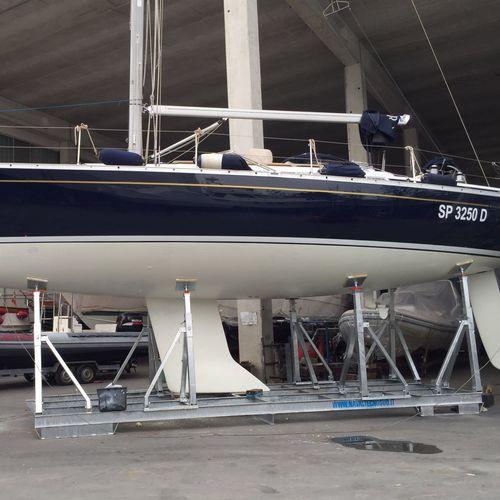 cuna para velero / ajustable