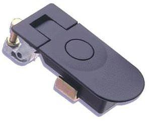 pestillo para barco / con boton pulsador / para armario / para paneles