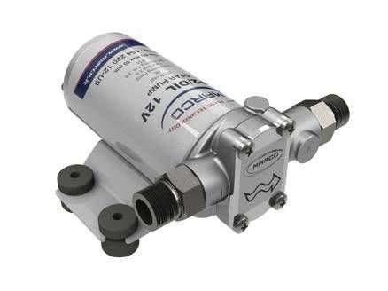 bomba para barco / de transferencia / de lubricación / aceite