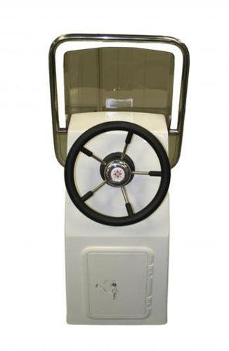 consola de pilotaje central