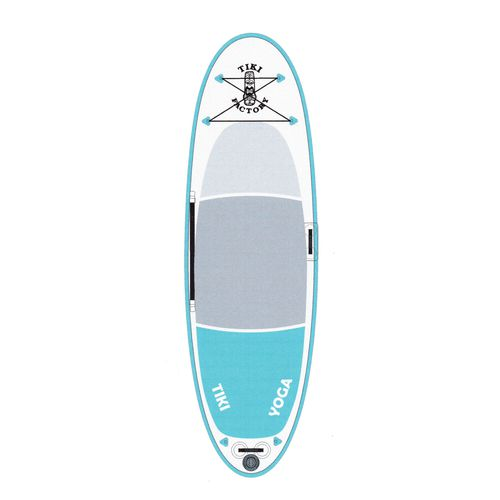 SUP allround / para yoga / inflable / de PVC