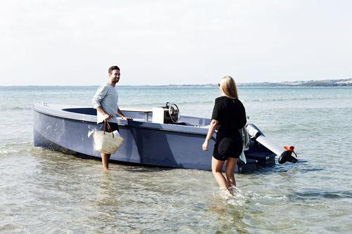 barco open intraborda / fueraborda / eléctrico / open