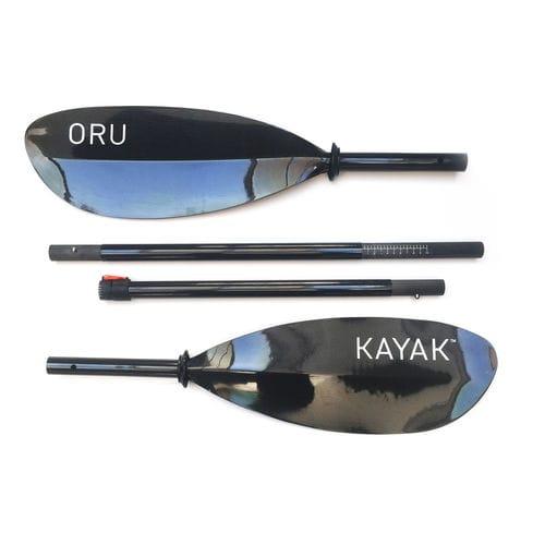 pala para kayak / de recreo / asimétrica / doble