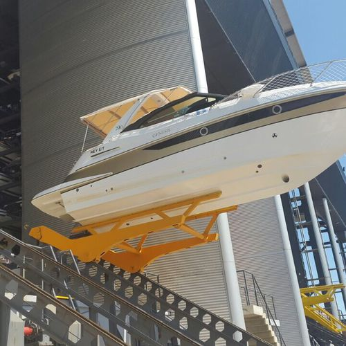 ascensor de bote / para yate / para moto acuática / a medida