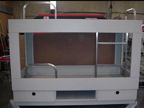 escalera para buque / fija / para litera / para camarote