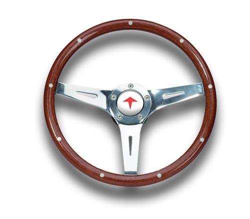 volante para barco de motor de aluminio / de madera / racing