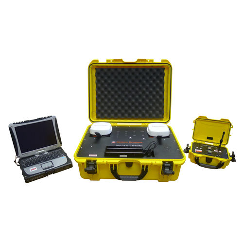 unidad portátil de pilotaje de supervisión / FPSO / para buque de servicio offshore