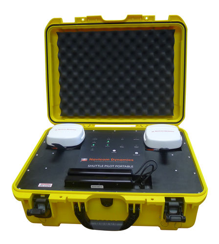 unidad portátil de pilotaje de fondeo