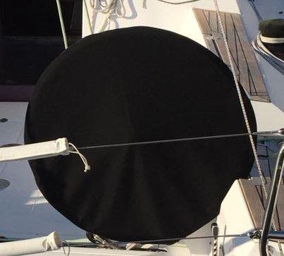 funda protectora / de barco / para rueda de timón