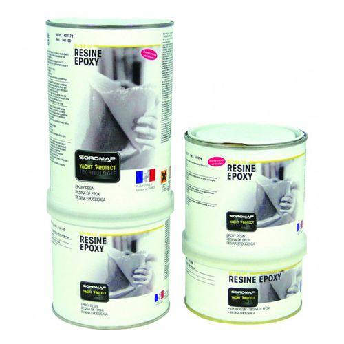 resina de epoxi / para laminación / translúcida