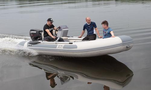 embarcación neumática fueraborda / RIB / de deporte / de buceo