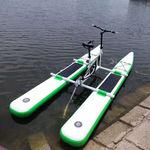 bicicleta acuática 1 persona