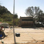sistema de limpieza de redes para la acuicultura