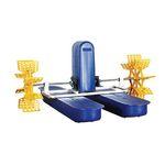 aireador de agua para la acuicultura / de palas