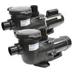 bomba para la acuicultura / de transferencia / de aguas / eléctrica