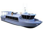 barco profesional embarcación de apoyo al buceo / intraborda