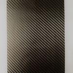 tela composite fibra de carbono / tejida / equilibrada