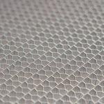 material de núcleo nido de abeja de aluminio