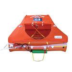 balsa salvavidas para yate / para buque / costero / 6 plazas