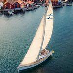velero de crucero