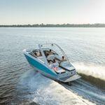 runabout intraborda / con doble consola / bow-rider / de wakeboard
