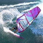 vela de windsurf de olas / 4 sables