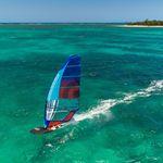 vela de windsurf de slalom