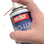 lubrificante de en aerosol